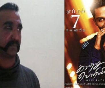 Here's how reel turned real for the captured Indian pilot Abhinandan