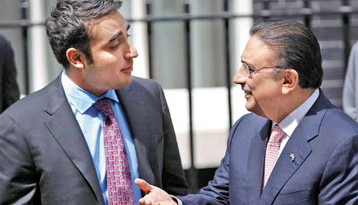 PPP workers clash with police as Bilawal, Zardari enter the NAB office