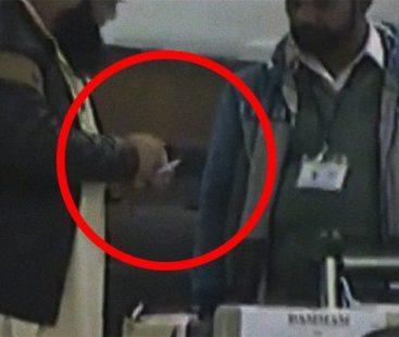 Customs officials seek bribe at the Islamabad airport, video goes viral