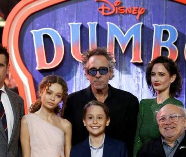 Disney Classic brings a new movie version 'Dumbo'
