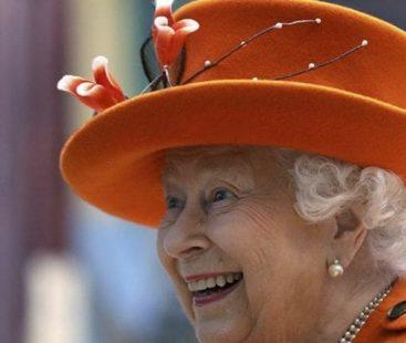 Queen Elizabeth II posts her first Instagram image