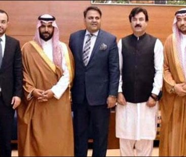 Pakistan and Saudi Arabia to work together on film and drama production