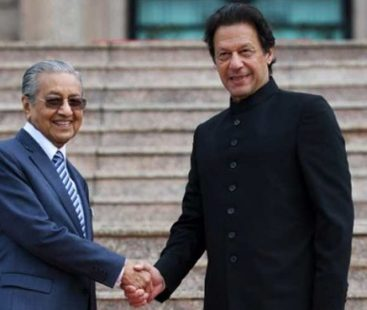 Malaysian PM Mahathir Mohamad to visit Pakistan for a 3-day visit today