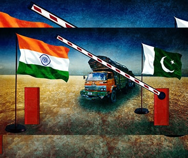 Pakistan revises trade patterns with India