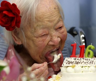 World's oldest woman hits the age of 116 in Japan