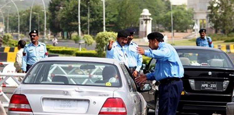 Islamabad Traffic Police drafts special traffic plan ahead of Pakistan Day Parade