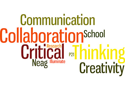 Education: how collaboration and critical thinking are more important than mathematical formulas