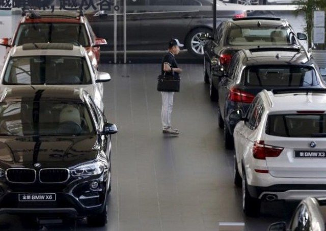 Auto dealers suffer as car sales continue their downhill run