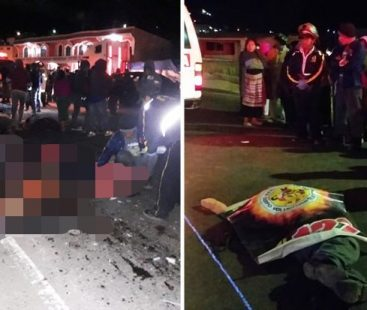 Accident in Sololá Guatemala: at least 30 dead after being hit by a truck while watching another accident
