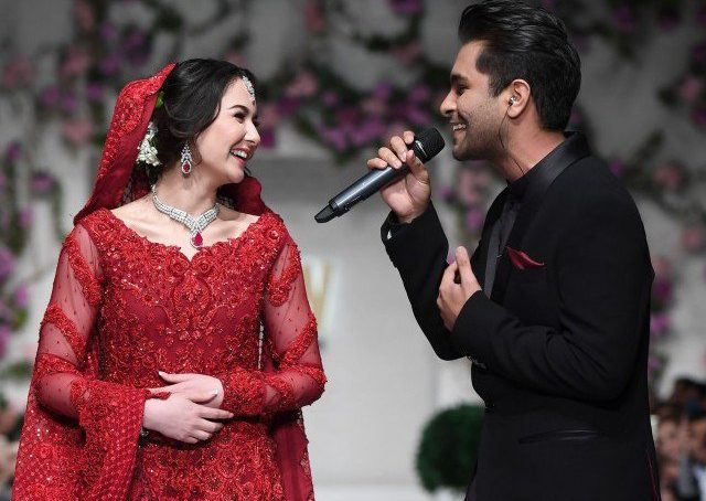 Asim Azhar pontificates about rumored relationship with Hania Aamir