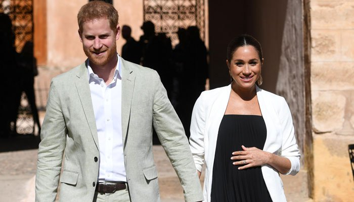 Bets on for Harry-Meghan's royal baby's name