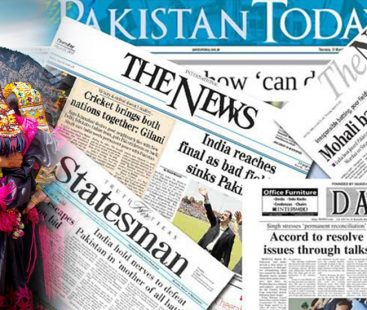 Being Pakistani: Pakistani facets of cultures amid media revolt