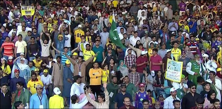 Star-studded closing ceremony enthralls crowd before PSL final