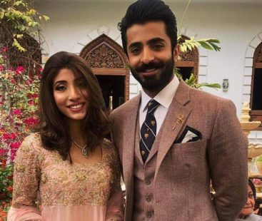 Sheheryar Munawar's engagement pictures take the internet by storm