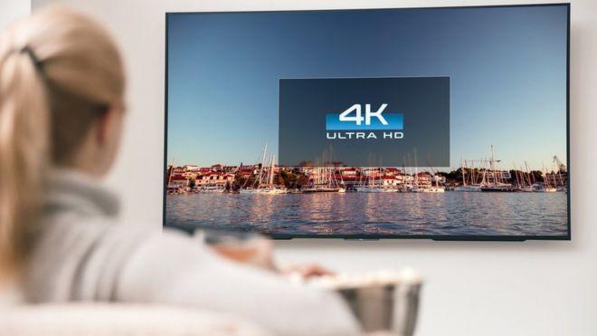 Can the human eye appreciate a 4K TV?