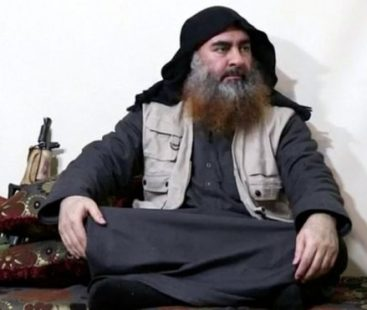 Abu Bakr al Baghdadi, the leader of the Islamic State reappears in a video after 5 years
