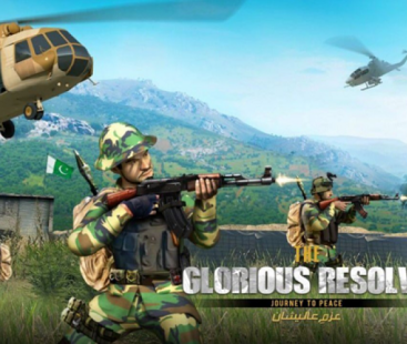 PUBG no more, it's time to welcome ISPR's Glorious Resolve