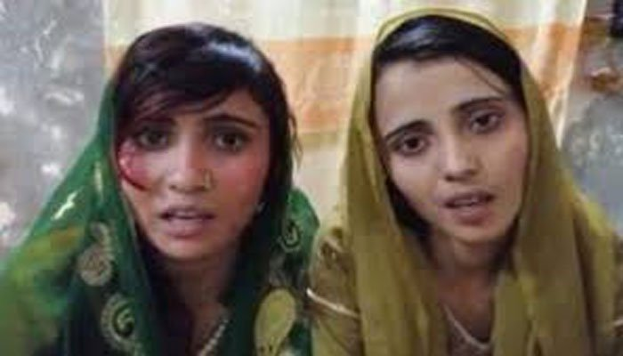 IHC permits Ghotki sisters to stay with their husbands