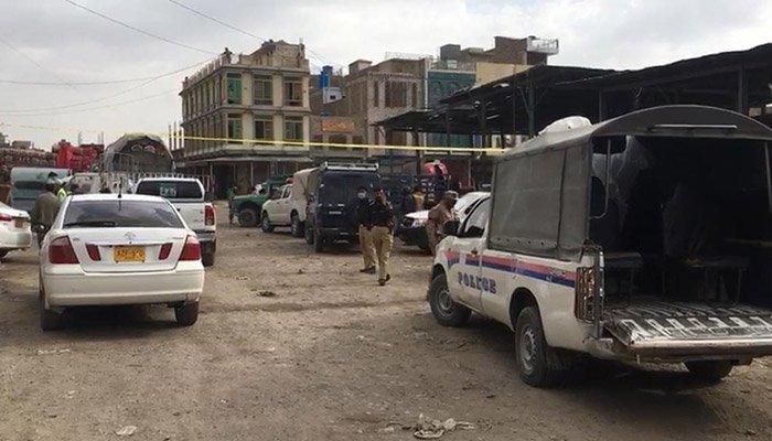 Sixteen dead, multiple injured in blast at Quetta's Hazarganji