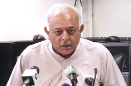 Ghulam Sarwar Khan refuses to take charge of a different ministry