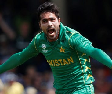 Will Muhammad Amir make it to Pakistan's World Cup squad?