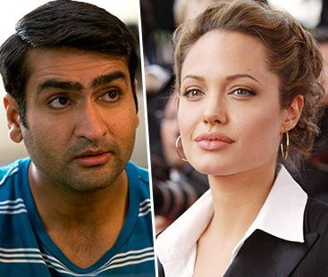 Pakistani actor Kumail Nanjiani may star alongside Angelina Jolie in the next Marvel film