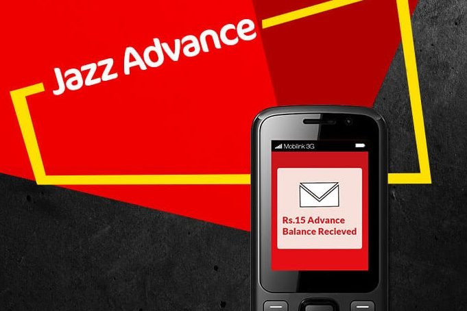 Jazz Advance Balance Code: How to get loan in Mobilink Jazz?