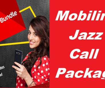 Mobilink Jazz Call Packages – Daily, Weekly, 3 days, Monthly, Lifetime [Prepaid & Postpaid]