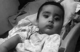 Police officers arrested after toddler killed in police firing