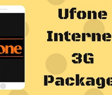 Ufone 3G Internet Settings for Android and other Mobiles