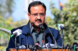 CM Usman Buzdar likely to be removed by PM: Sources