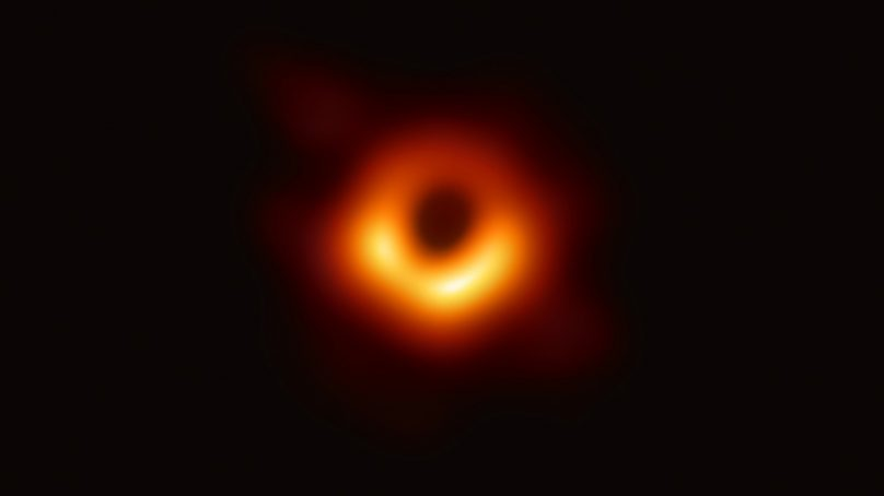 Scientists reveal first ever picture of a blackhole leaving viewers awestruck
