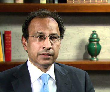 'Swaying international investment from US to Pakistan', says Hafeez Shaikh