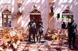 Sri Lanka easter attacks kill 290, wound 500