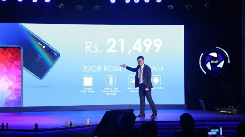 TECNO unveils CAMON i4 – Its much anticipated first triple camera phone