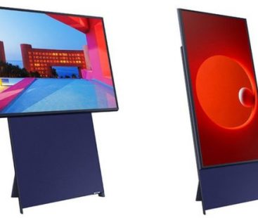 Samsung Sero: the vertical television with which the South Korean technology bets to reach the millennials