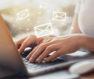 How can you send emails protecting your privacy and identity