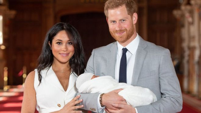Archie Harrison Mountbatten-Windsor: What is the origin of the name of Meghan's son Markle and Prince Harry?