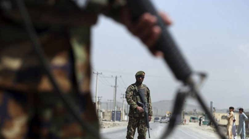 US military stops tracking key metric on Afghan war