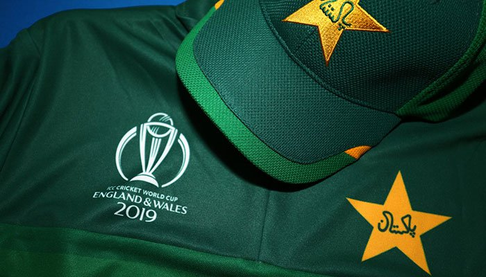 Pakistan's kit for World Cup 2019 finally revealed