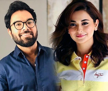 Yasir Hussain under fire after his offensive remark against Hania Aamir