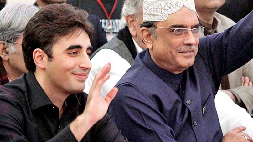 Fake accounts case: Zardari, Bilawal to appear before NAB today