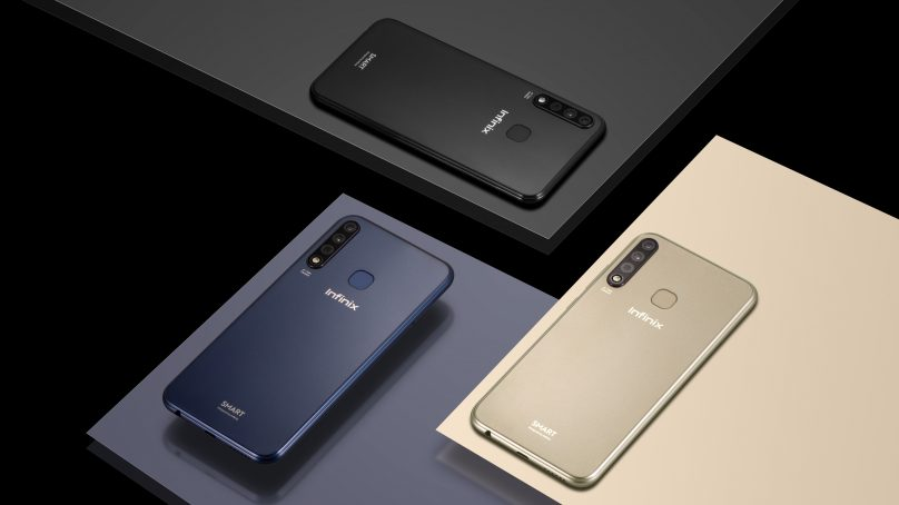 Infinix Plans to Introduce the SMART 3 PLUS; A Budget Smartphone with Triple Cameras, Great Looks and a Water-drop Notch!