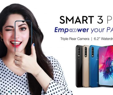 Get your hands on the new Infinix Smart 3 Plus! Pre-Order on Daraz