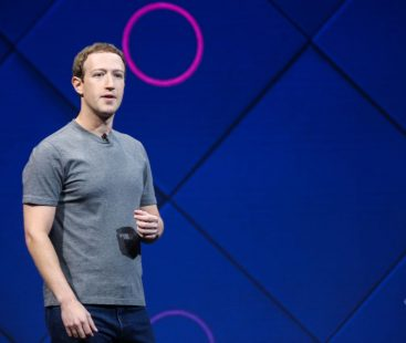 Zuckerberg: Voice controlled products are on their way