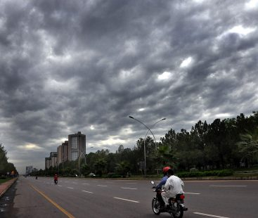 Rain likely to hit Karachi today: Meteorological Department