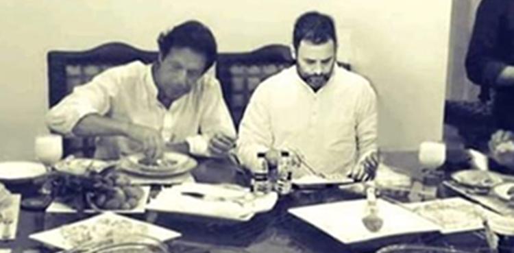Fake News: Imran Khan had biryani with Rahul Gandhi