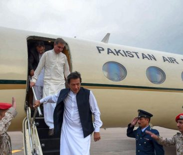 PM Imran Khan will depart for Saudi Arabia today
