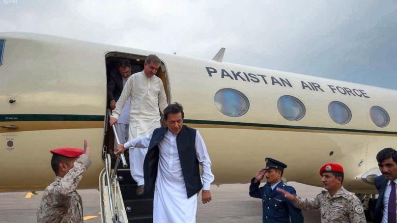 PM Imran Khan will depart for Saudi Arabia today