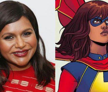 Mindy Kaling in talks with Marvel about Ms. Marvel aka Kamala Khan movie